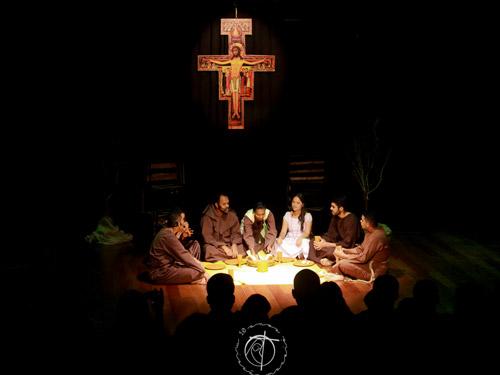 Missão Maceió comemora seus 10 anos com musical sobre são Francisco de Assis